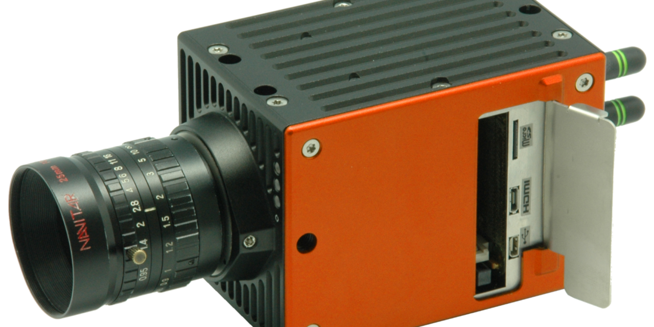 High-Speed Video Cameras and Compact LEDs for Onboard Car